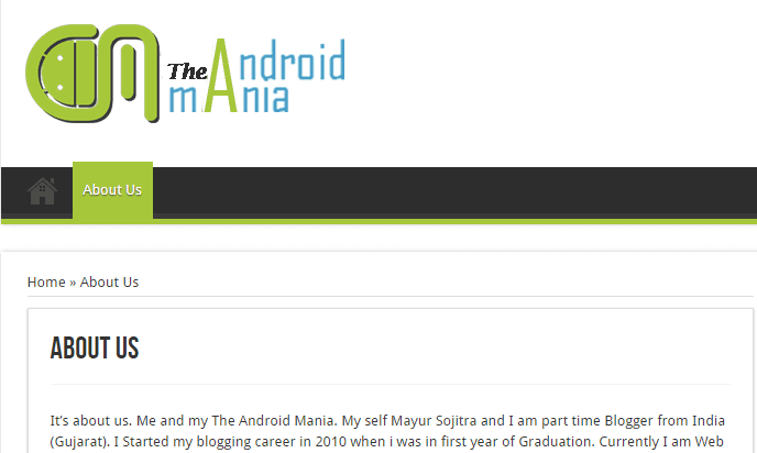 The Android Mania