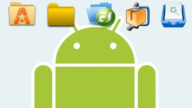 File Manager apps for android
