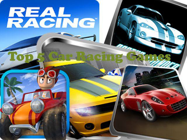 top 5 android car racing games