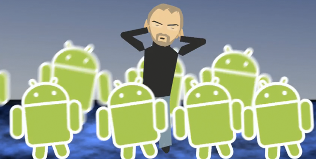 android-messing-with-steve-jobs