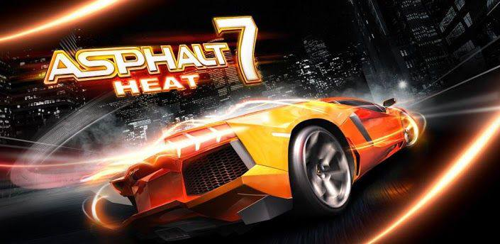 Asphalt 7 Racing Game
