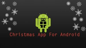 Christmas Apps For Android
