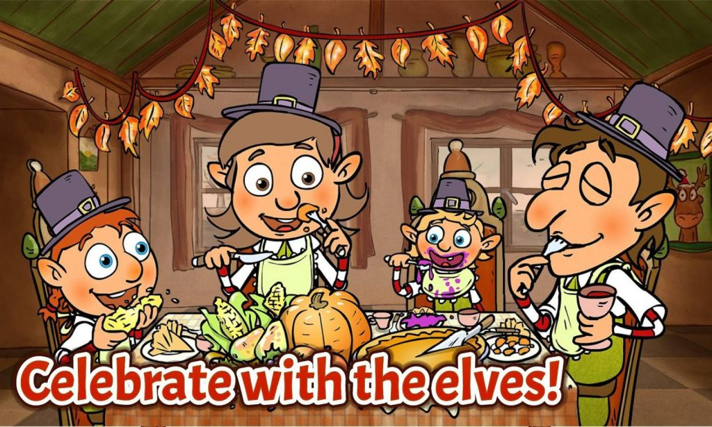Celebrate with the elves