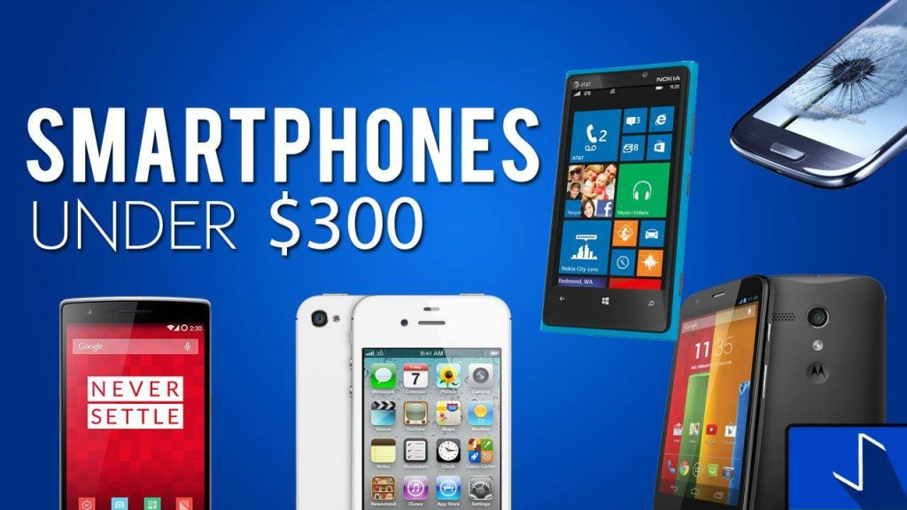 Best Smartphone under 300 dollars in 2015