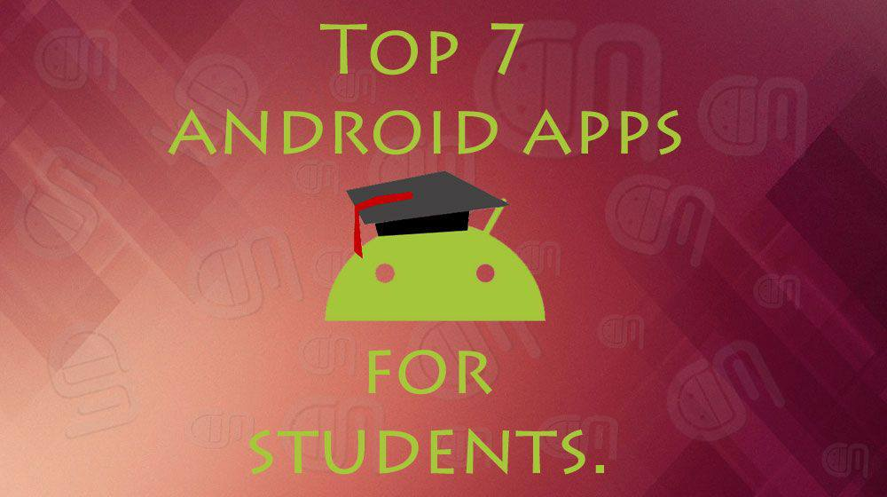 Best-and-Top-7-android-apps-for-students