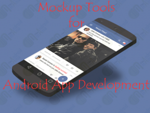 Best mockup tools for android apps