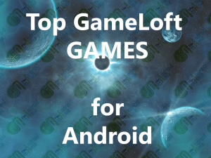 Top 5 Superhero Games from Gameloft for Android.