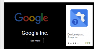 Google Device Assist – Improve the performance of your device