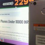 Best 4G Smart Phones Under 10000 INR