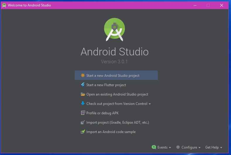 Welcome To Android Studio Kotlin The Android Mania