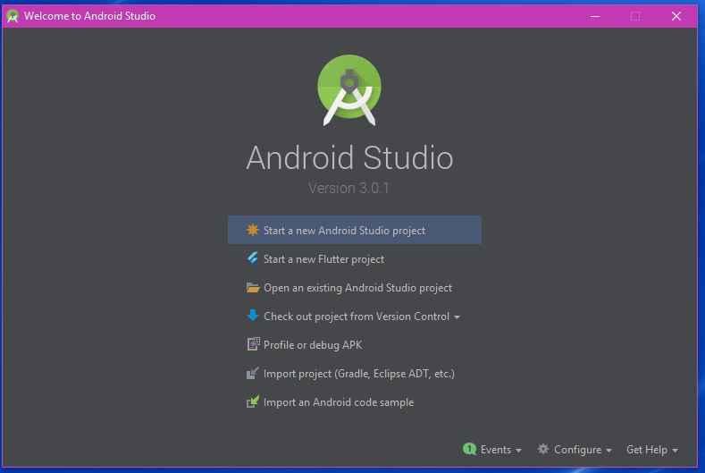 Velkommen til Android Studio Kotlin Android Mania