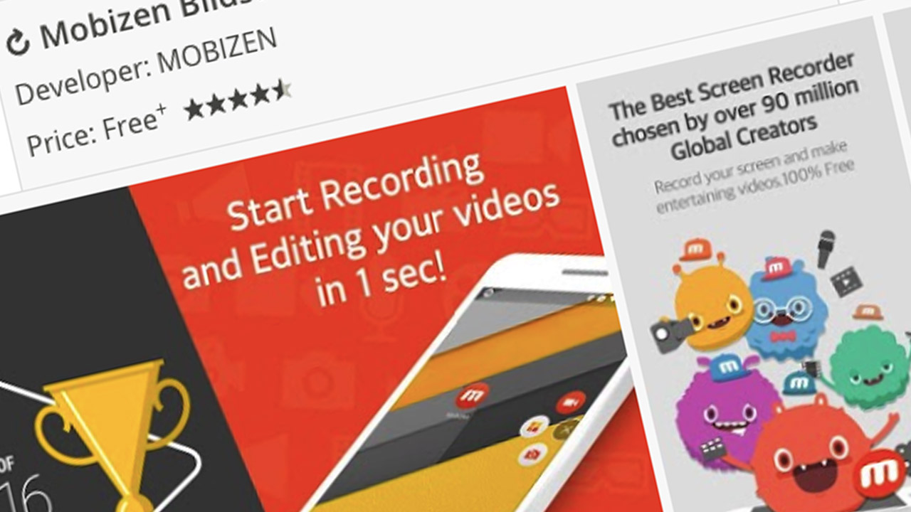Screen Recording App for Android